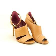 Calzado de mujer sandalias con tiras beige talla 37