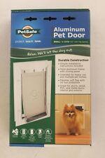 Petsafe PPA00-10859 Freedom Aluminum Pet Door Small NEW Satisfaction Guaranteed