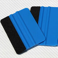 1pcs Carbon Fibre Vinyl Sheet Wrapping Squeegee Car Wrap Applicator Tool Fas