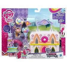 My Little Pony Friendship Is Magic Pinkie Pie Donut Shop Playset. HUGE Saving