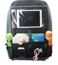 Baby Car SUV Back Seat Trunk Organizer Travel Storage Holder for iPad Food Toy