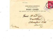 Used Victoria (1840-1901) British Postal Histories Stamps