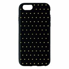 Agent 18 Edge Vest Series Case for Apple iPhone 6/6s - Black with Gold Studs