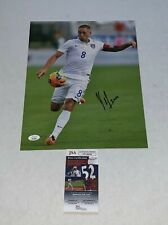 Clint Dempsey Seattle Sounders signed Team USA Soccer 11x14 photo Proof JSA