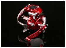Big Game Electric Saltwater Fishing Reel - Daiwa battery adaptable