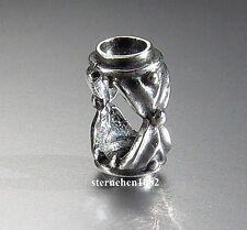 Trollbeads * Sanduhr * Hourglass * 925 Silber *  Frühjahr 2017
