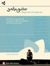 Justin Guitar Beginner's Songbook : 100 Classic Songs Specially Arranged for...