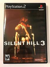 Silent Hill 3 - Playstation 2 - Replacement Case - No Game