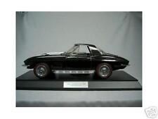 Franklin Mint 1967 Ultra Corvette Black Car #6 LE427 B11D749 MIB RARE L88 1:12