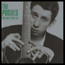 POGUES - VERY BEST OF CD Album ~ IRISH FOLK / PUNK POP ~ IRELAND 80's 90's *NEW*