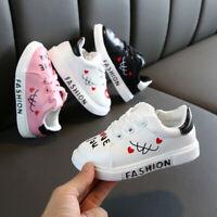 Children Kids Boys Girls Casual Sport Run Sneaker Shoe Baby Infant Casual Shoes