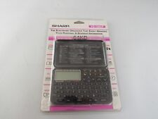 Sharp YO-120CP Electronic Organizer 64KB New