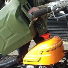 Harley Davidson Foldy funz Naranja XL Sportster Custom 48 883 1200 herramienta de fluidos