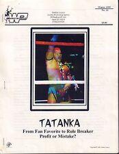 Wresling Profiles Winter 1995 No.10 Tatanka, The Undertaker  042717nonDBE