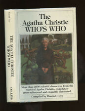 Toye, Randall: The Agatha Christie Who's Who HB/DJ 1st/1st