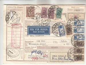 Italy Airmail Piece