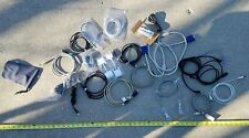 Computer Lot laptop Iphone Printer Firewire Cords Cables Ink New NOS Apple Old