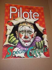 """JOURNAL """"PILOTE no 729"""" (1973) F MURR / ALEXIS / FRED..."""