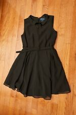 Polo Ralph Lauren black dressy dress girls sz.12