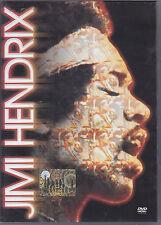 JIMI HENDRIX - film documentario DVD
