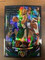 2004-05 Topps Chrome Refractors Black Basketball Card #162 Danny Fortson /500