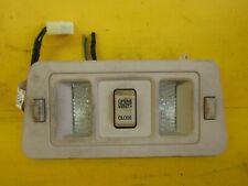 1996-2002 Saturn SL2 1.9L OEM dome light w/ sunroof switch 96 97 98 99 00 01 02