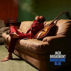 Jack Broadbent - Moonshine Blue (NEW CD)