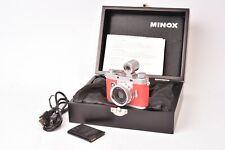Appareil photo miniature Minox digital classic camera 5.1. Avec boite d'origine.