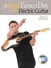 A New Tune a Day Electric Guitar Book 1 - Book and Cd New 014022743