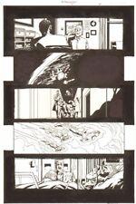 Establishment #7 p.14 - 'Walking Dead' Artist - 2002 art by Charlie Adlard Comic Art