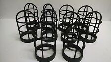 *NEW LOT OF 10* epco Pro Series Plastic 15812 Utility Light Safety Cage  KS13