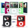 "Slim Mini 8GB 1.8"" LCD Screen Media Video Game Movie Radio FM 3th MP3 MP4 Player"
