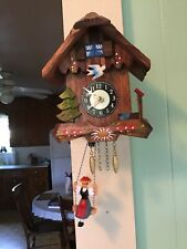 Used Novelty Cuckoo Like Clock Works Good