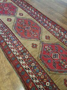 ***Fantastic antique Kurdish Sarab rug***