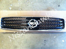 NEW OEM 2009-2015 NISSAN MAXIMA FACTORY GRILLE - BLACK - COMES WITH EMBLEM