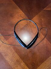 New listing Lg - Tone Pro Hbs-750Wireless In-Ear Behind-the-Neck Headphones - Black