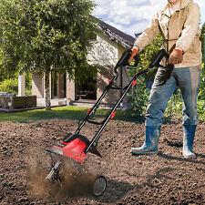 Elektro Gartenhacke Bodenhacke Bodenfräse Gartenfräse Kultivator Hacke 1200W