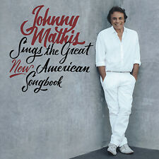 Johnny Mathis Sings The Great American Songbook CD 889854424923