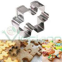 Stampo Puzzle forma formina stampino biscotto tagliabiscotti dolci torte cake