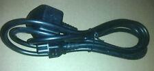 casio projector XJ-M130 mains lead power cable xj-m140 casio xj-a130 xj-a140