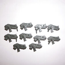 SPACE MARINE TACTICAL SQUAD Bullone PISTOLE X 10-G086