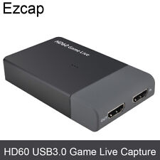 USB 3.0 HDMI Video Capture Card for PS3 XBOX Phone Meeting Game Live Broadcast