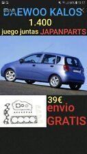 Daewoo/Chevrolet KALOS 1400 Juego juntas JAPANPARTS
