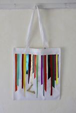 Starstyling Tote Bag White Multi-color Made in Germany From Japan Excellent 0266