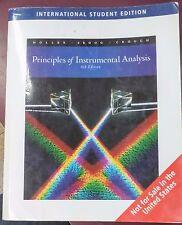 Instrumental Analysis Principles