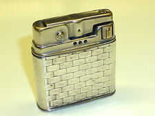 ROWENTA POCKET WICK LIGHTER WITH 925 STERLING SILVER CASE - 1948-1957 - GERMANY