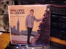 TRINI LOPEZ LP 1960'S in london REPRISE records SEALED NEW OLD STOCK NOS latin