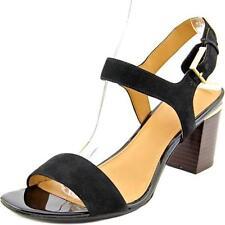 Sandalias con tiras de mujer Calvin Klein color principal negro