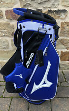 MIZUNO PRO STAND 4-WAY GOLF BAG (BLUE/WHITE) - BRAND NEW WITH TAGS!