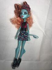 Monster High Lorna McNessie Doll Daughter Of Loch Ness Monster 2014
